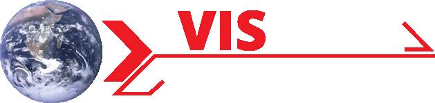 λογότυπο του Vis Travel ταξιδιωτικό τουριστικό γραφείο
