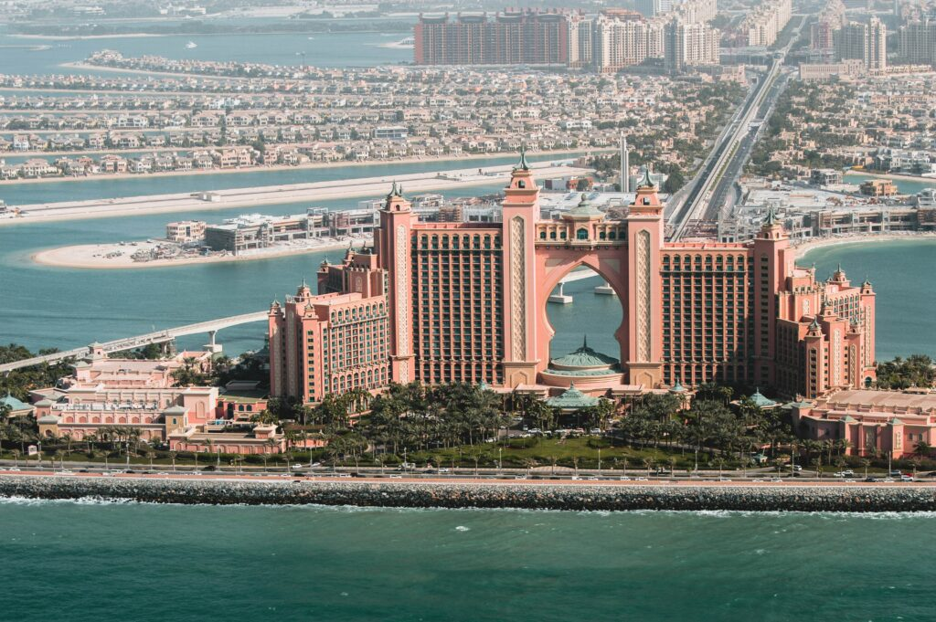 Κράτηση ξενοδοχείων στο Dubai μέσω του Vis Travel