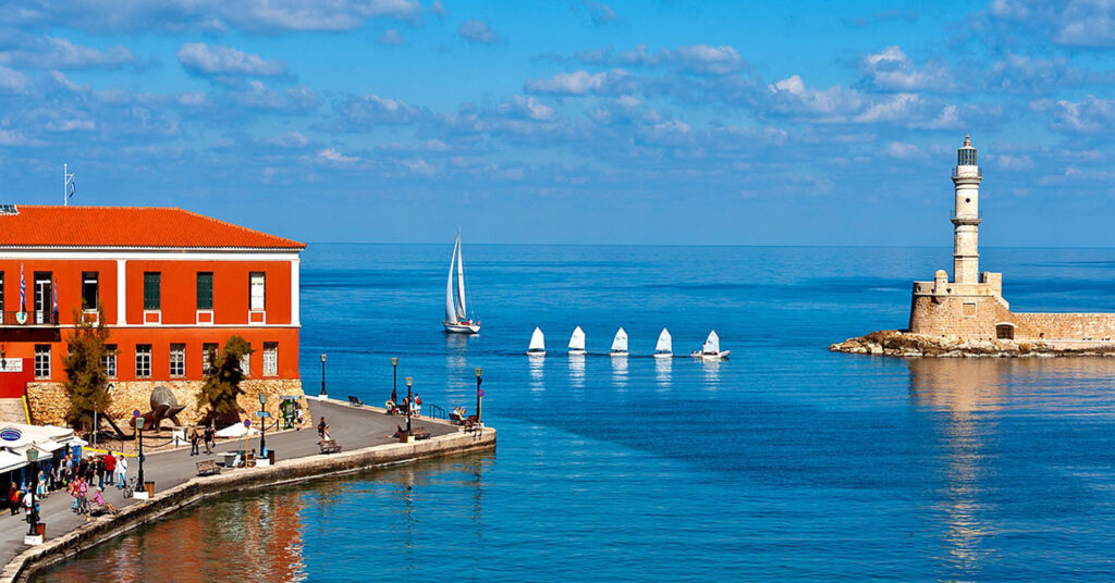 chania travel guide beaches accommodation - Vis Travel