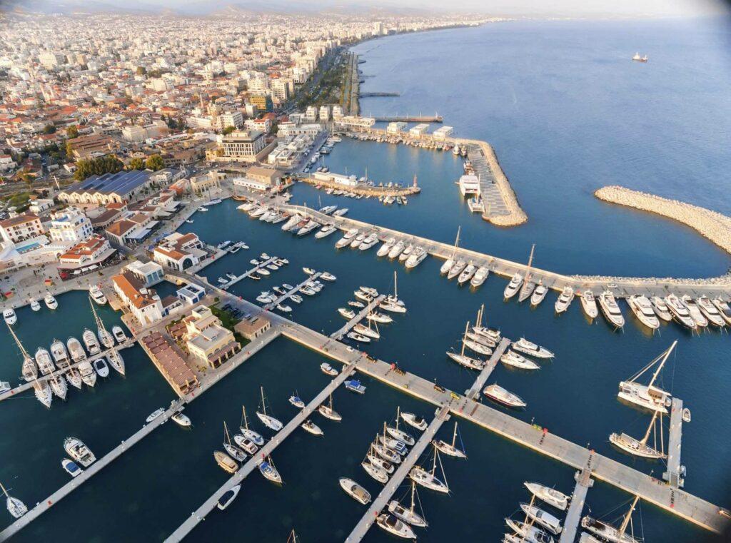 marina limassoljpg - Vis Travel