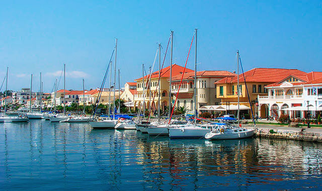 preveza limani - Vis Travel