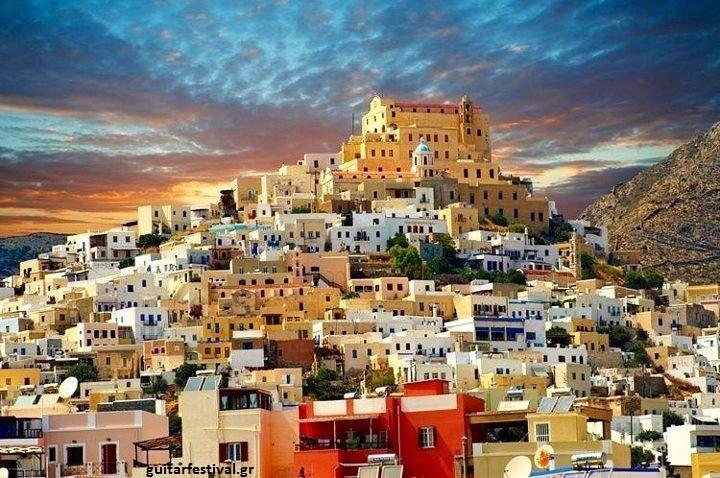 ano syros - Vis Travel